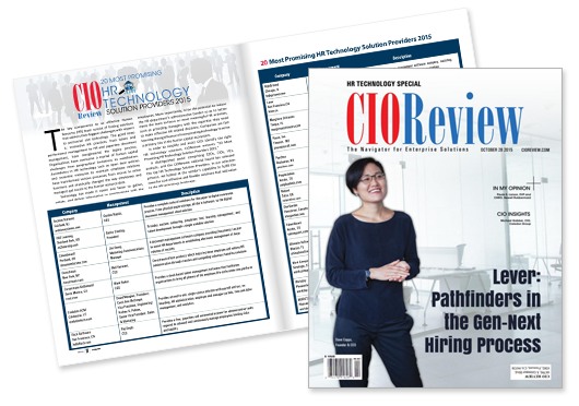 CIO Review Magazine features CD2 Learning in Top 20 Most Promising HR Technology Solution Providers for 2015