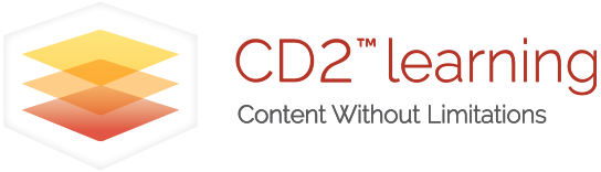 CD2 Learning - the only complete, cloud-based solution with LMS, CMS, built-in content authoring tools, gamification, and social collaboration capabilities.